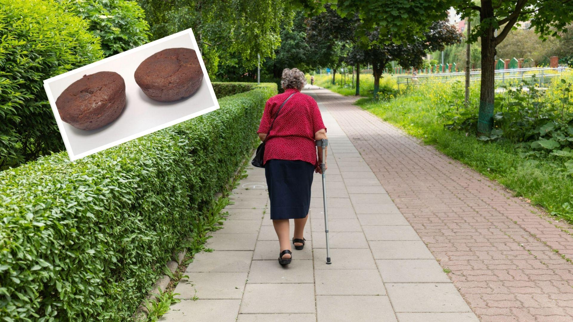 63-latka nieświadomie zjadła ciasteczka z marihuaną