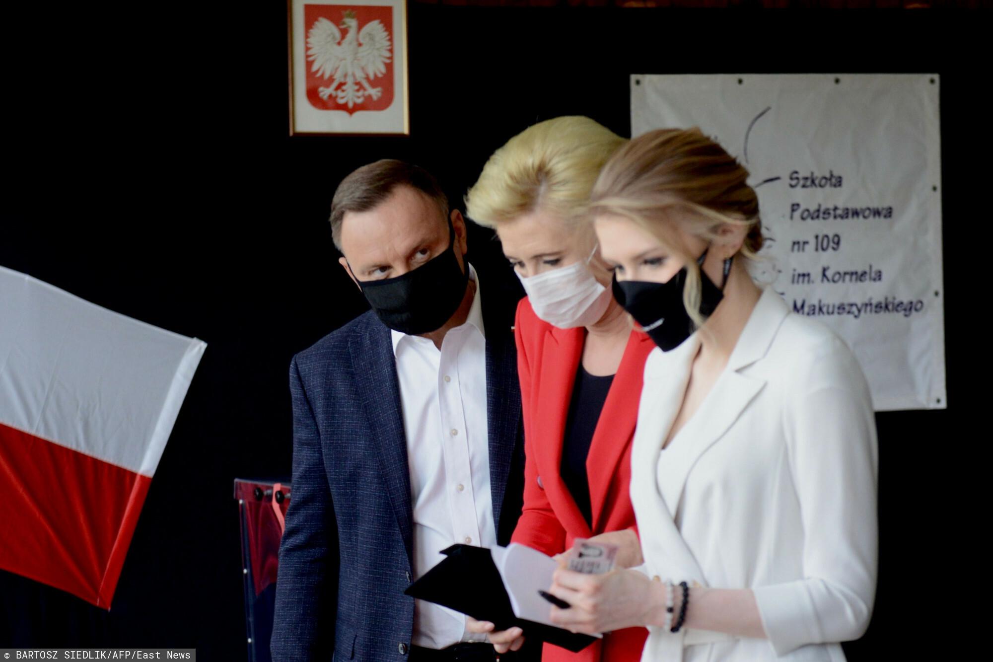 Andrzej Duda i Kinga Duda