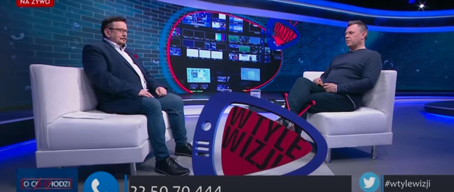 Telefon do prezenterów TVP Info