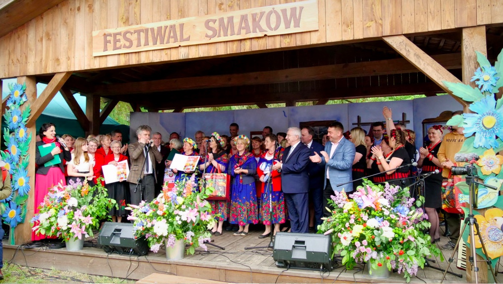 Tłumy na Świętokrzyskim Festiwalu Smaków