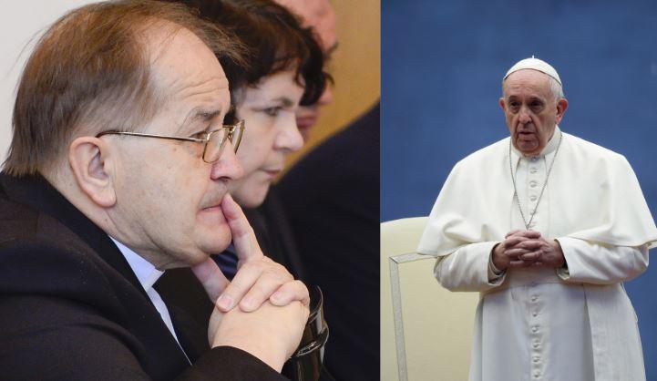 Tadeusz Rydzyk papież Franciszek