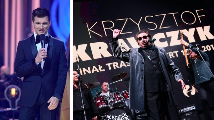 Niespodziewane słowa Tomasza Kammela do syna Krzysztofa Krawczyka