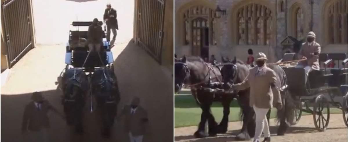Jeden szczegół przykuł uwagę mediów podczas pogrzebu księcia Filipa.
