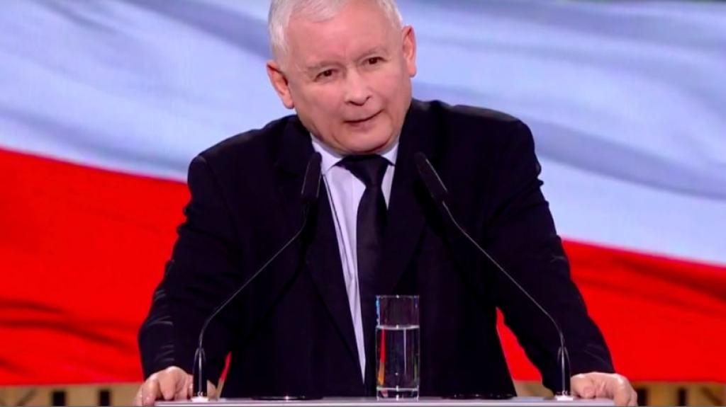 Jarosław Kaczyński był wielkim nieobecnym w sztabie wyborczym Andrzeja Dudy, podczas ogłaszania wyników wyborów. Gdzie się podział prezes PiS?