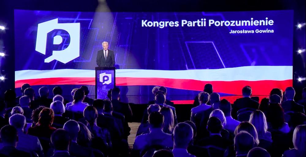 Jarosław Gowin przedstawił postulaty swoje oraz partii Porozumienie