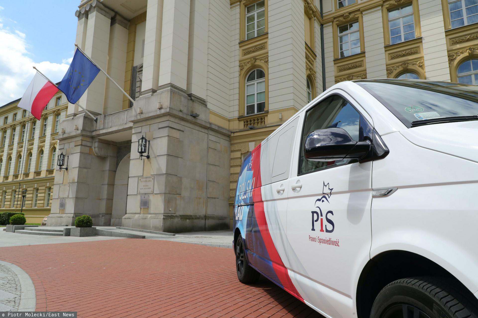 Były poseł PiS Piotr O. skazany za kupno prawa jazdy