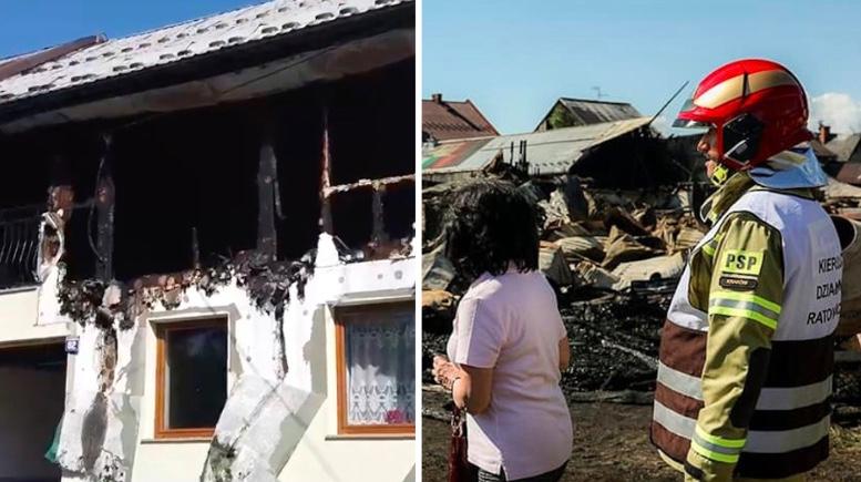 Rozpoczęły się zbiórki na rzecz mieszkańców wsi Nowej Białej