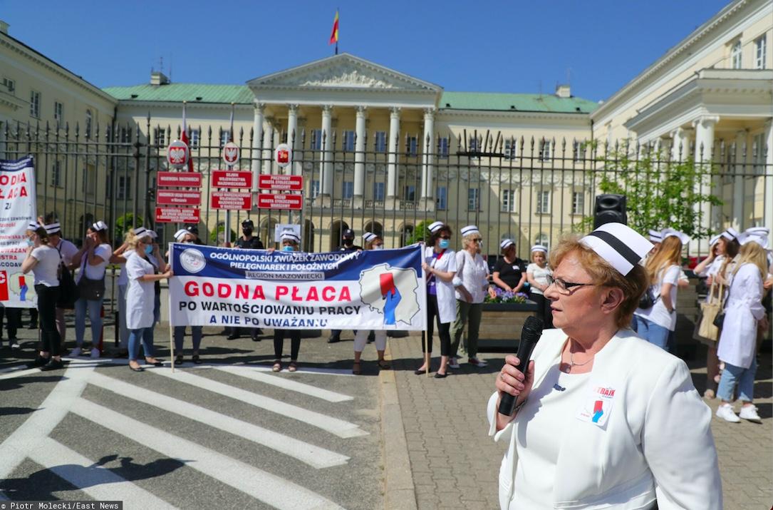 Już dziś rozpocznie się ogólnopolski strajk pielęgniarek
