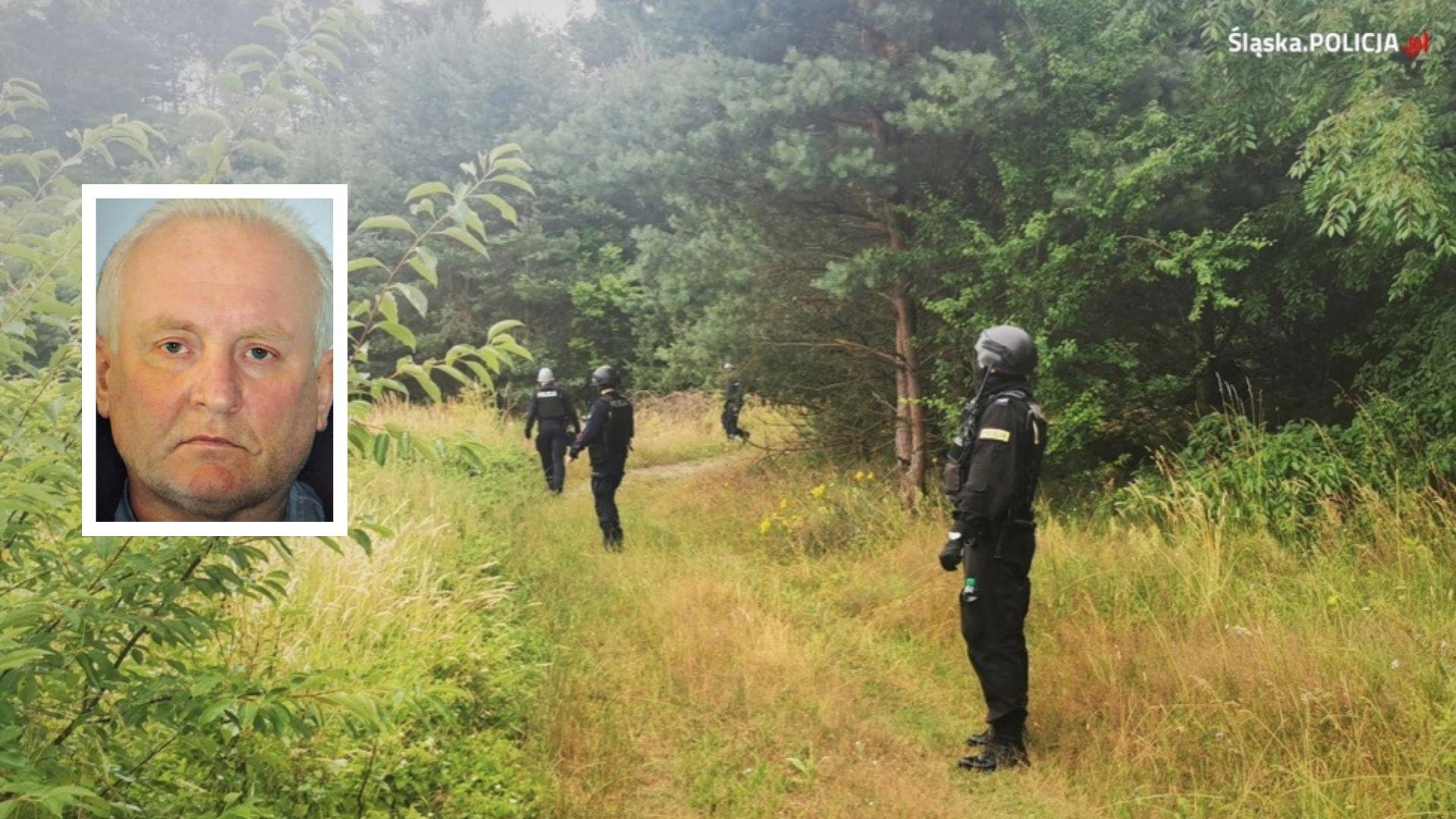 Policyjne poszukiwania Jacka Jaworka w terenie zakończone