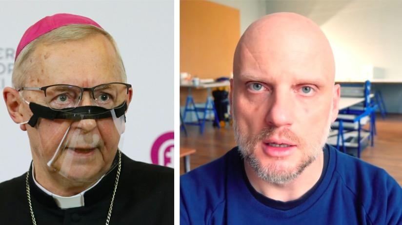 Abp Gądecki zaprosił o. Szustaka na rozmowę o Kościele katolickim