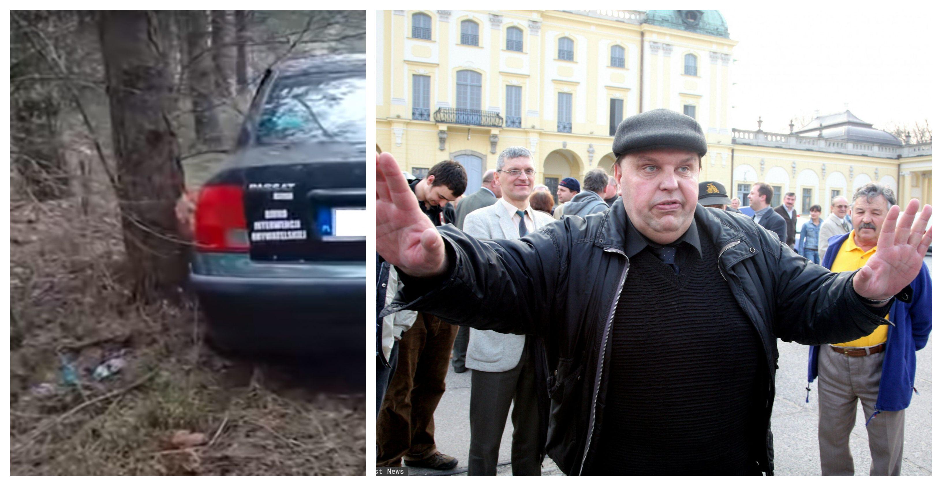 Wypadek Krzysztofa Kononowicza