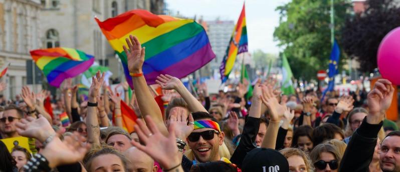 Ogłoszono pierwszą datę Marszu Równości 2021 w Polsce