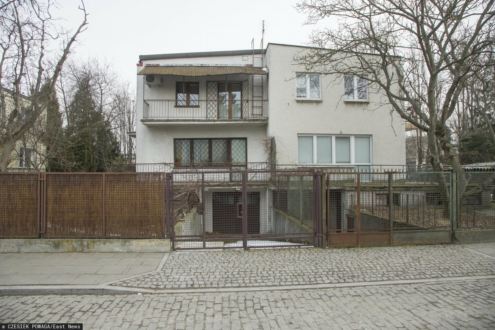 Dom Jarosława Kaczyńskiego