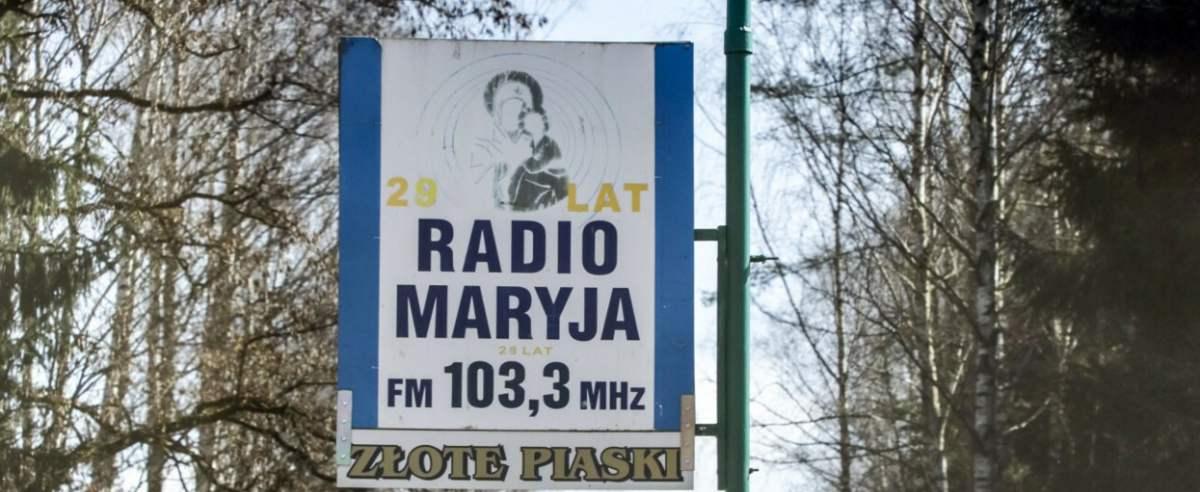 """W majówkę odbędzie się premiera spektaklu """"badającego fenomen Radia Maryja""""."""