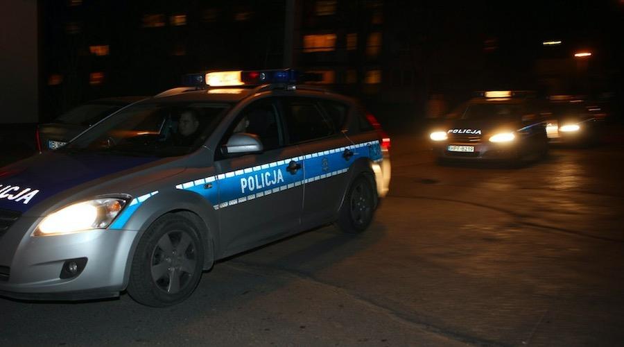W Poznaniu przy parku Wilsona znaleziono zwłoki mężczyzny