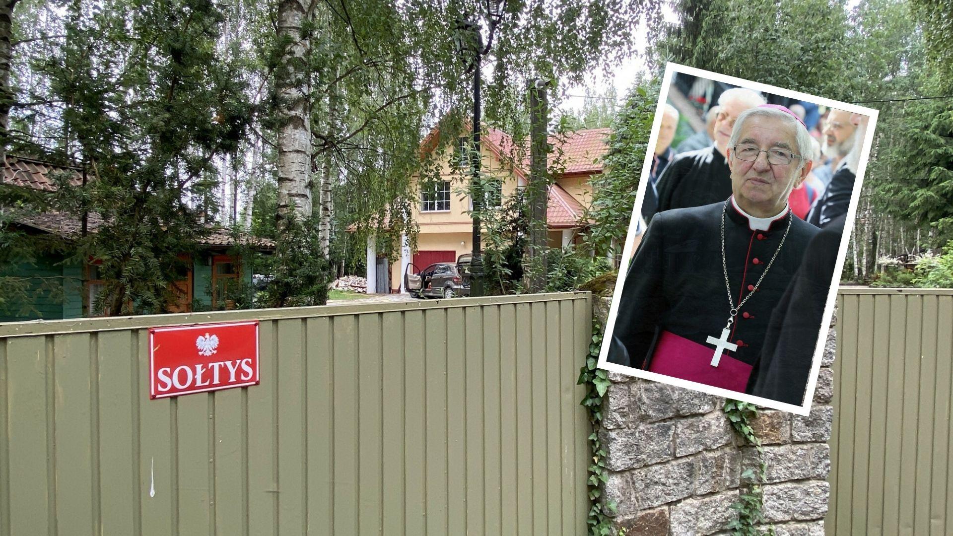 Abp Sławoj Głódź ma nieruchomości warte 15 milionów złotych