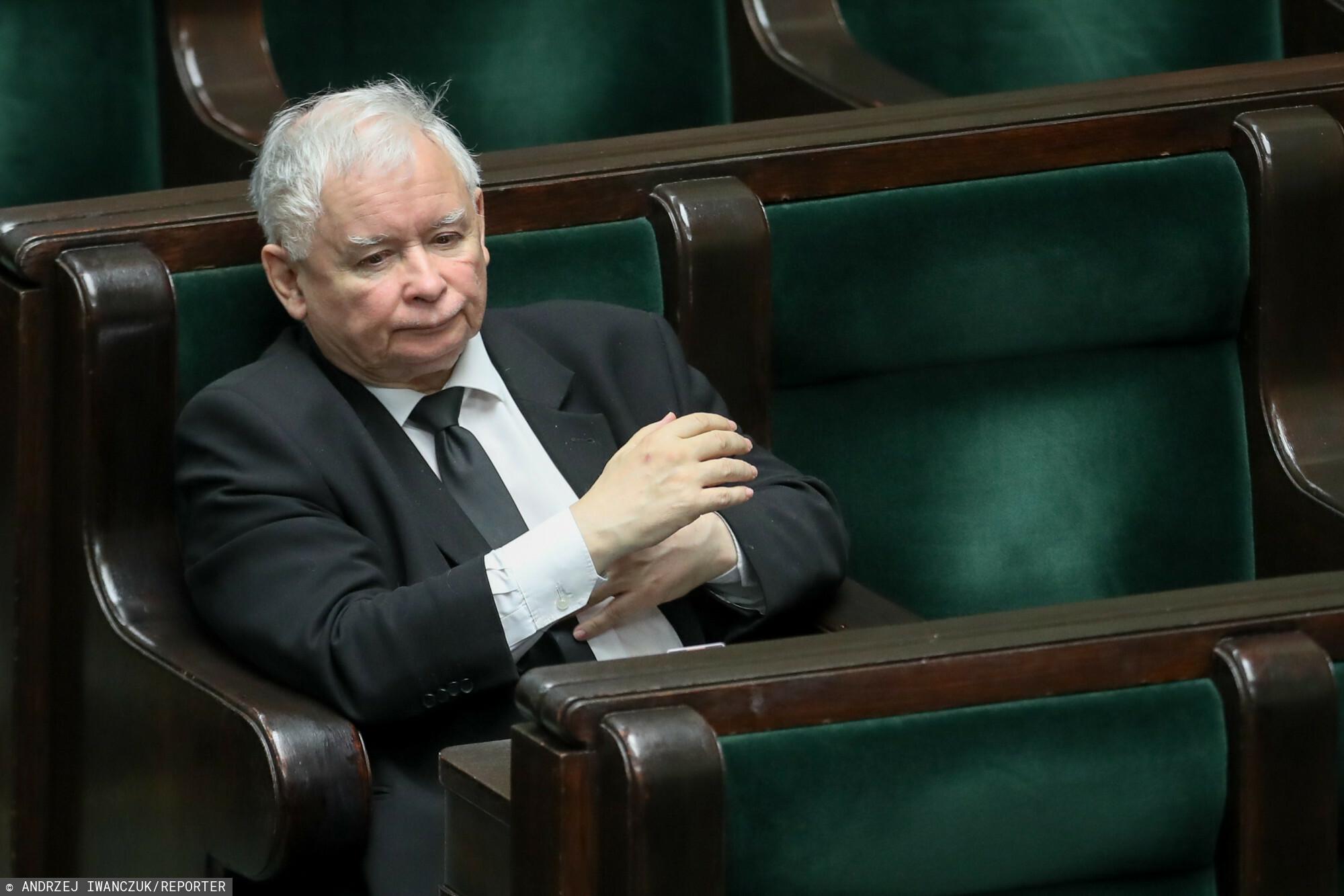 Jarosław Kaczyński - NIK
