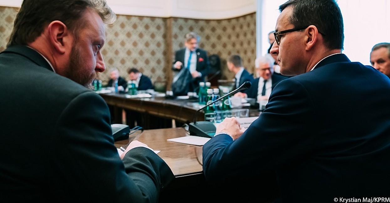 Rząd Łukasz Szumowski