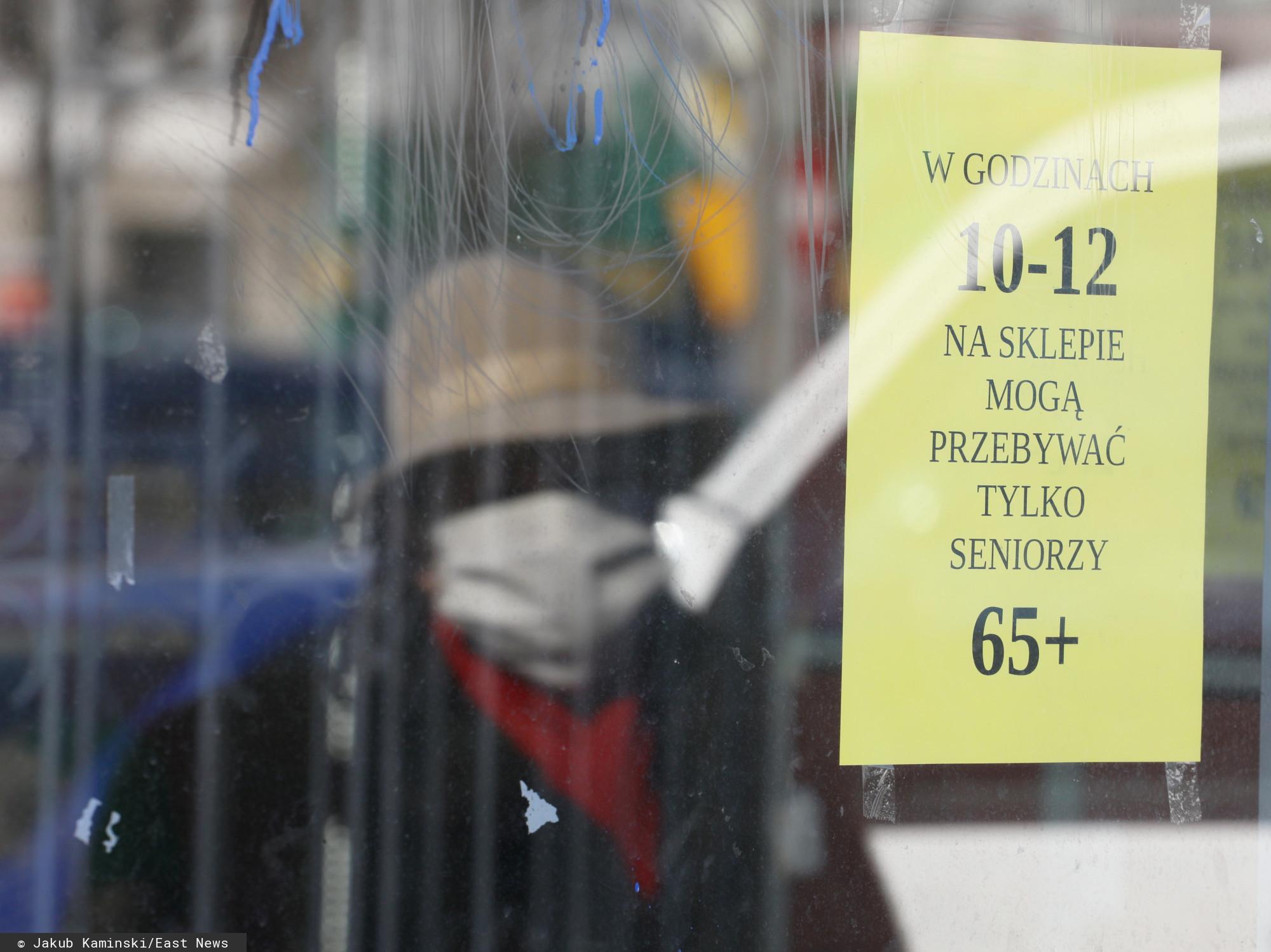 Rząd ogłosił wczoraj nowe restrykcje w związku epidemią. Polki i Polacy dostosowali się do nich.