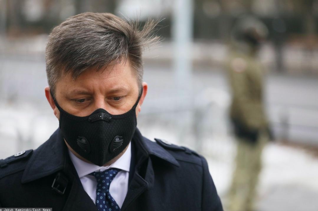 Na antenie RMF FM Michał Dworczyk zdradził dalsze plany rządzący w kwestii obostrzeń