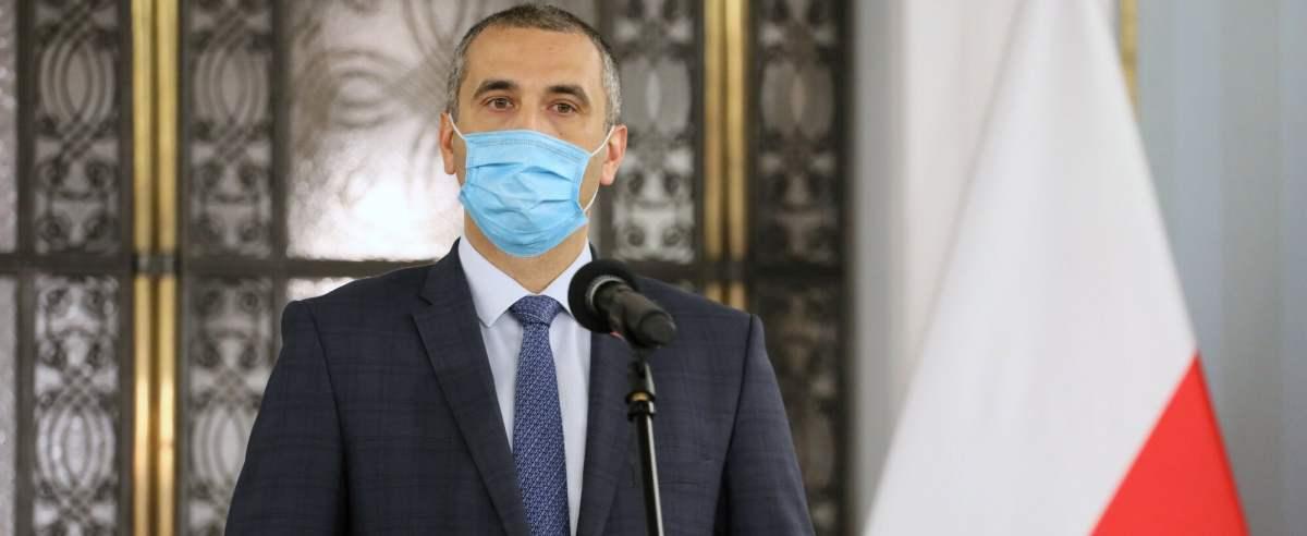 Senator PiS Marek Pęk został zapytany o ściąganie lekarzy z Instytutu Onkologii do leczenia chorych na COVID.