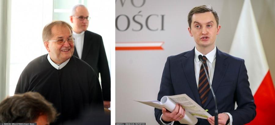 Sebastian Kaleta stanął w obronie Tadeusza Rydzyka w kontekście procesu Lux Veritatis