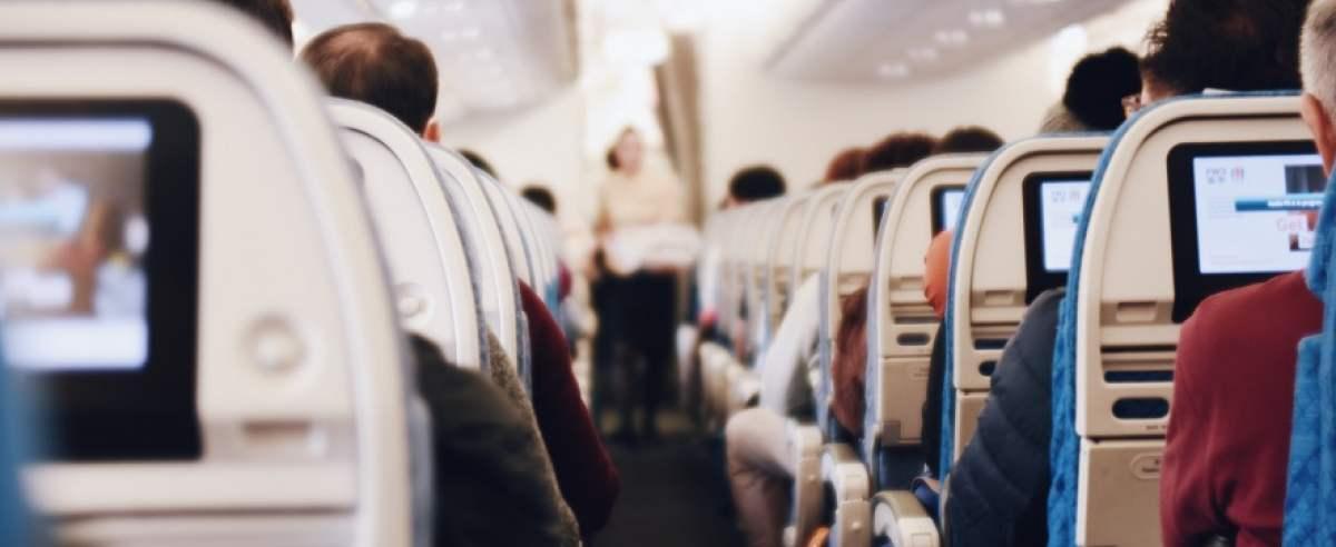 Na pokładzie samolotu odnaleziono notatkę o bombie.