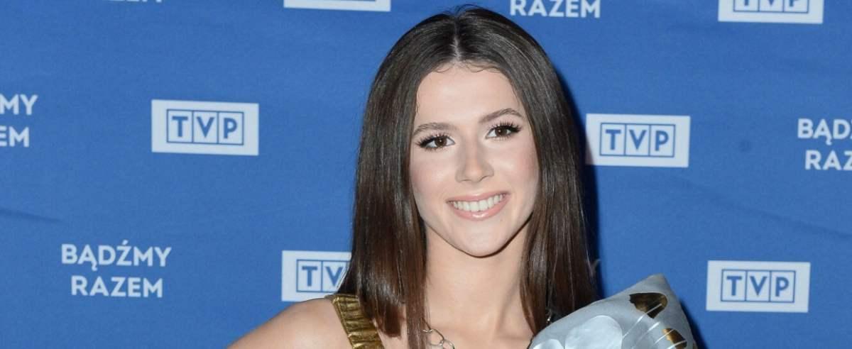 Makijaż Roksany Węgiel zostanie ocenzurowany przez TVP.