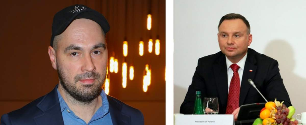 Andrzej Duda w wywiadzie dla Polsatu odniósł się do oskarżenia Jakuba Żulczyka o znieważenie głowy państwa