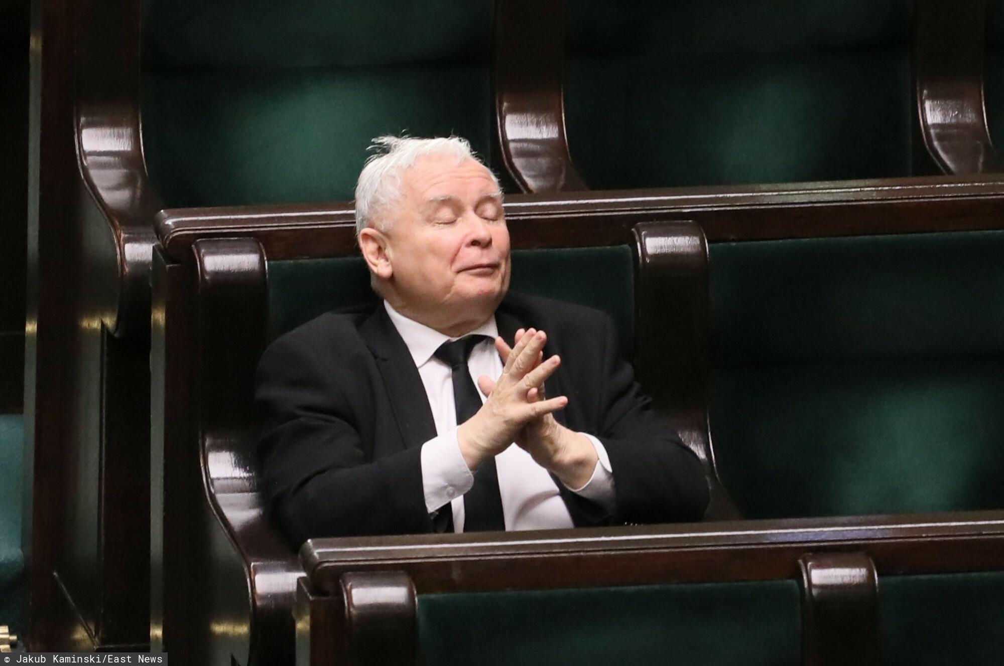 Jarosław Kaczyński odpowie za swoje słowa?