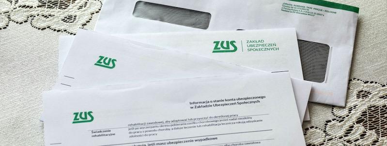 Do emerytów trafi niedługo list od ZUS