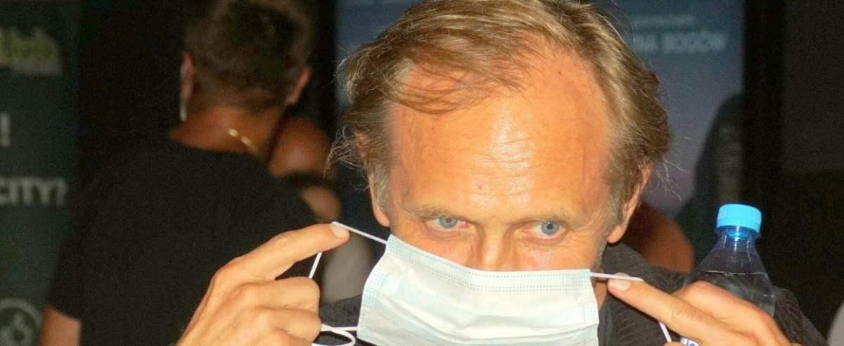 Postępowanie Andrzeja Chyry spotkało się z krytyką niektórych internautów.