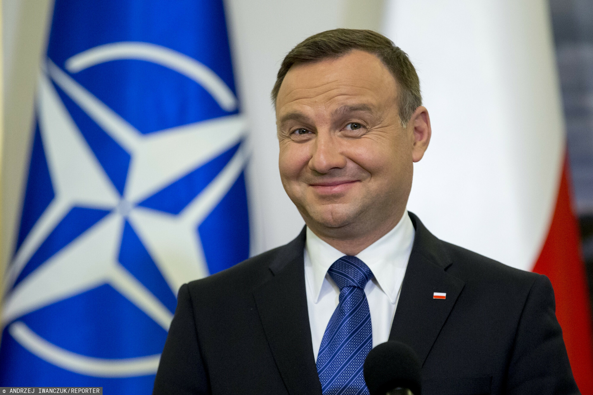 Andrzej Duda o przyszłości