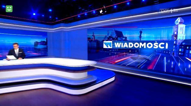 Wiadomości TVP sondaż