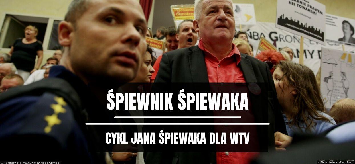 Śpiewak: Piotr Ikonowicz na Rzecznika Praw Obywatelskich czyli prawa człowieka nie tylko dla bogatych