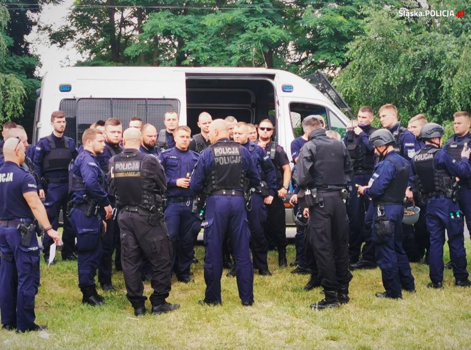 Setki policjantów szukają Jacka Jaworka