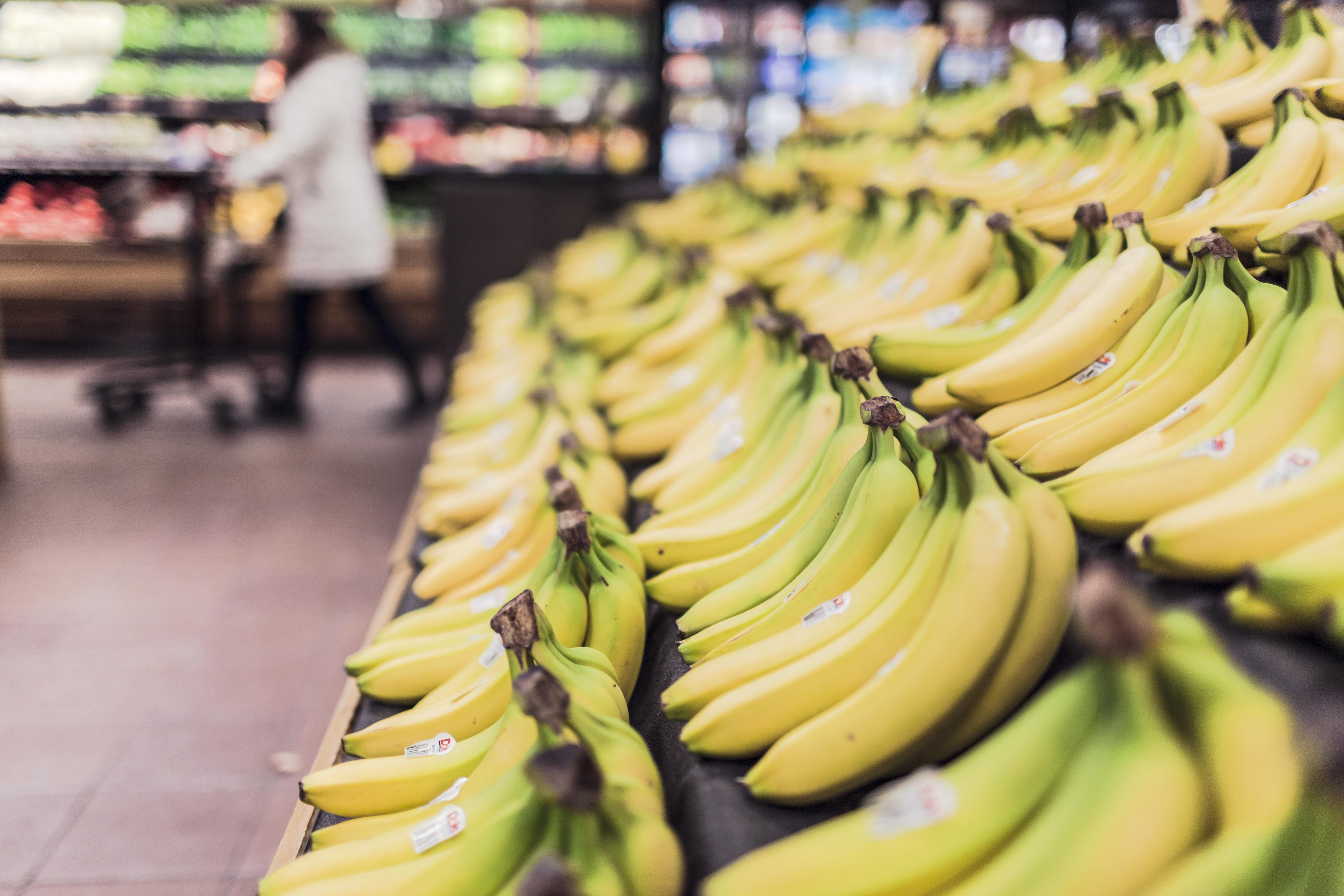 Banany w Łodzi