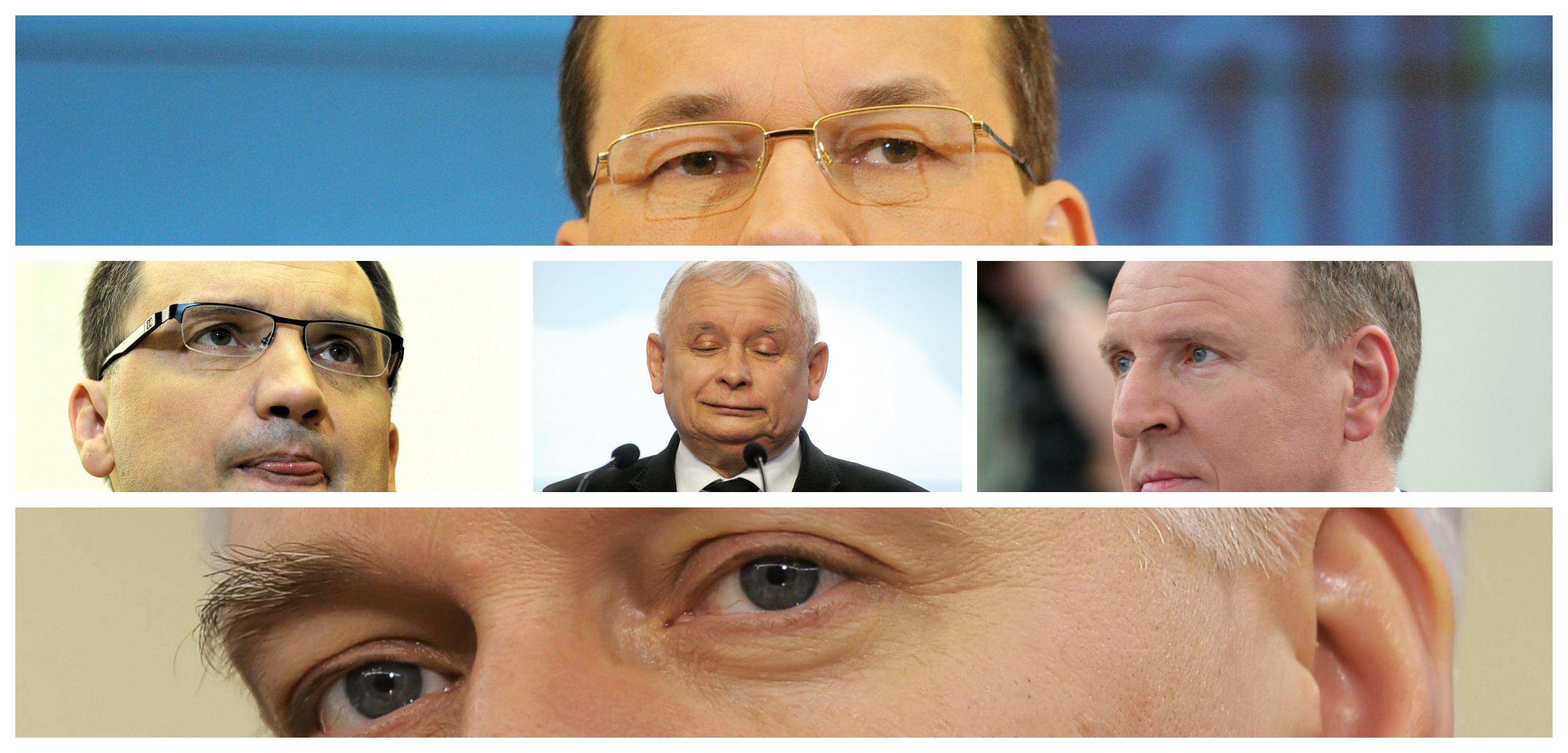 Jarosław Kaczyński o swoim następcy