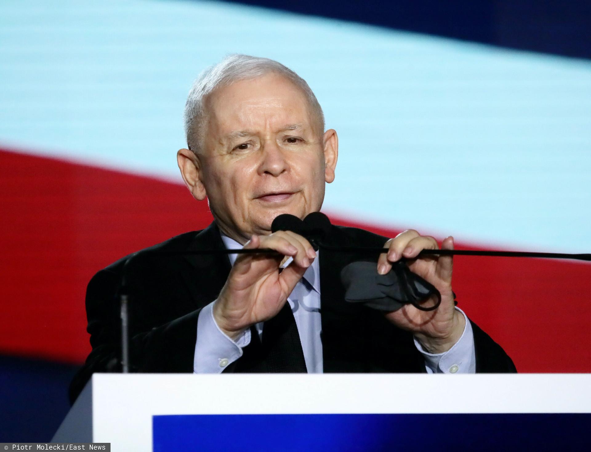 Prezesem PiS ponownie został Jarosław Kaczyński. Polityk deklaruje, że to ostatni raz
