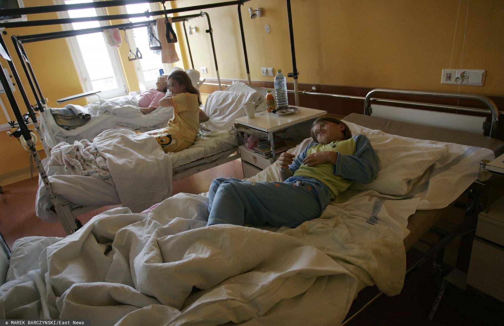 Kierowca wjechał w dzieci w Mucharzewie