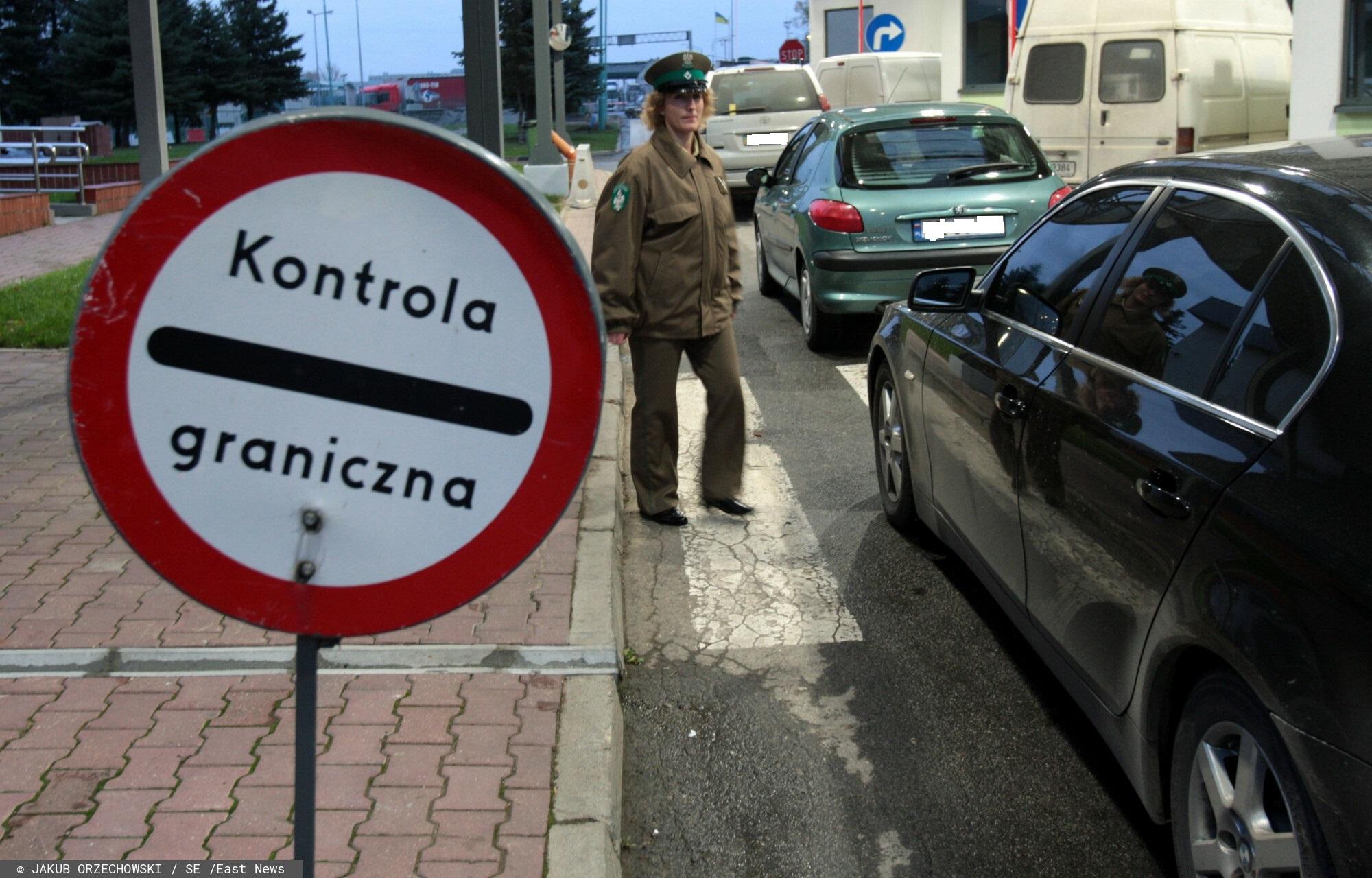 Słowacja wprowadza zmiany na granicach