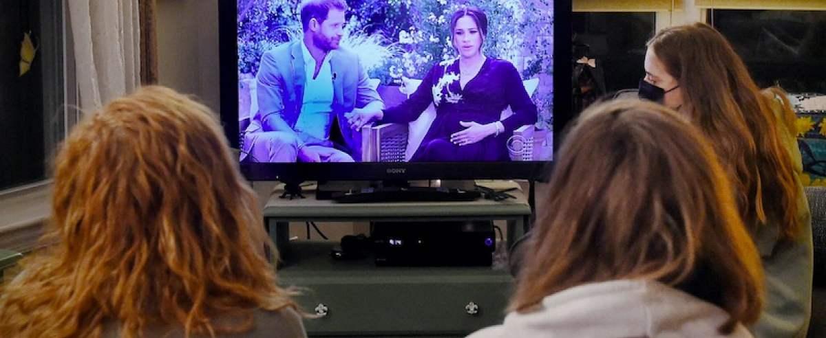 TVN zdecydowałsię wprowadzić zmiany w wywiadzie Meghan Markle i Harry'ego u Oprah Winfrey