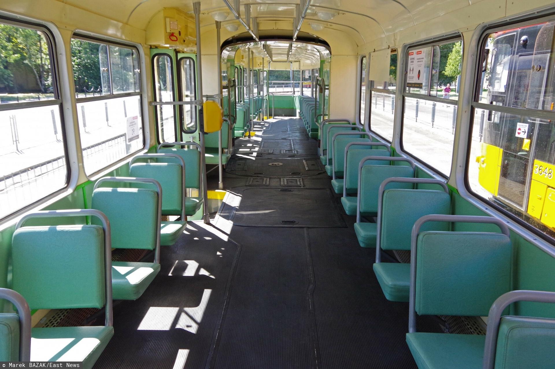 W Rumunii szyna wbiła się w jadący tramwaj