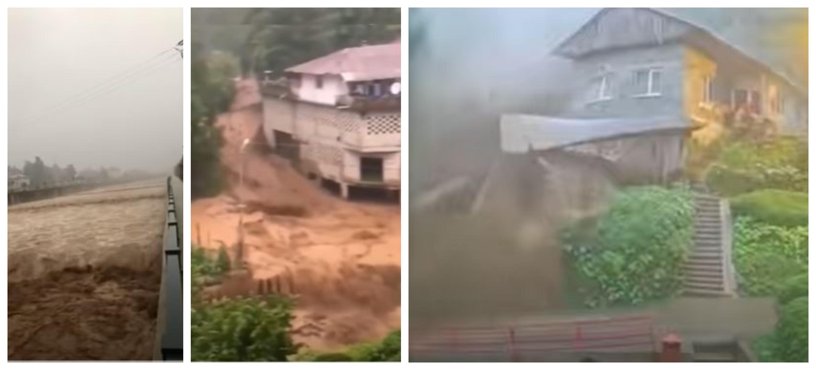 Rize - Turcja - Powódź