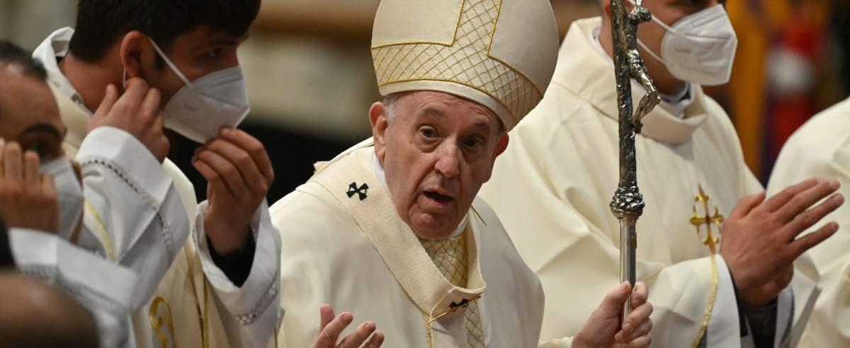 Słowa papieża Franciszka miały rzekomo obrazić uczucia religijne Polaków.