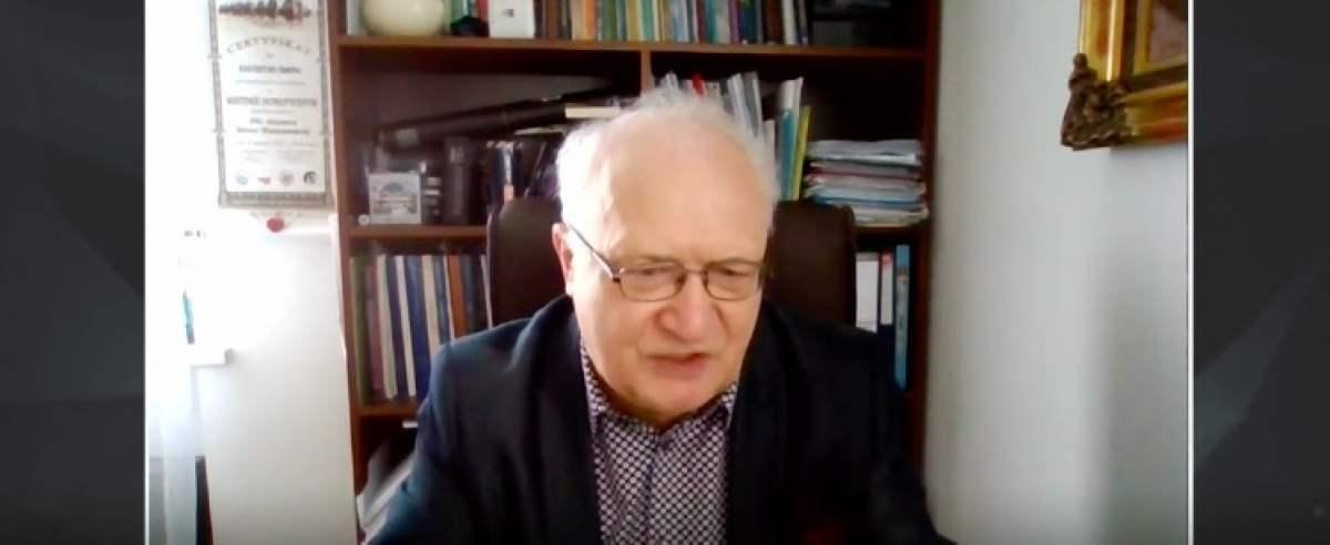 Prof. Simon przekazał swoją opinię na temat testu na koronawirusa z Biedronki