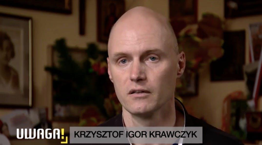 Syn Krzysztofa Krawczyka odziedziczył spadek