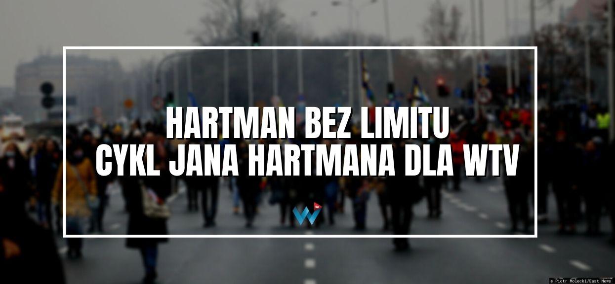 Hartman: Nieposłuszni obywatele-przedsiębiorcy