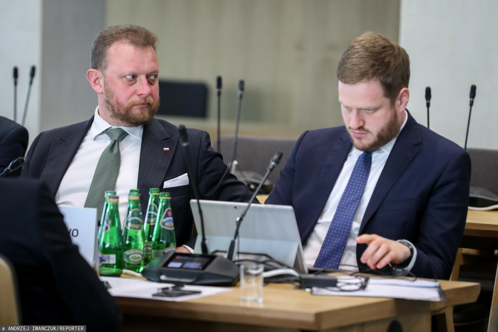 Janusz Cieszyński wraca do rządu