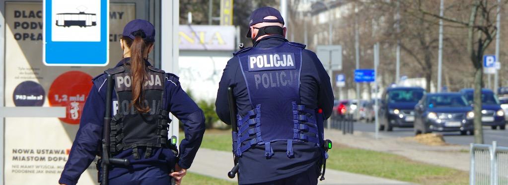 Trwają wzmożone kontrole policji